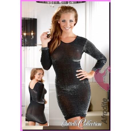 glanzkleid-dress