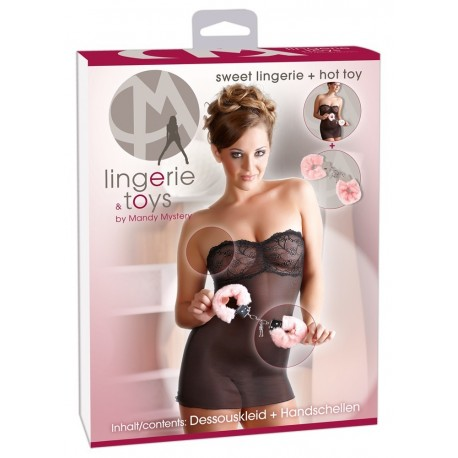 idee giochi erotici lingerie toys