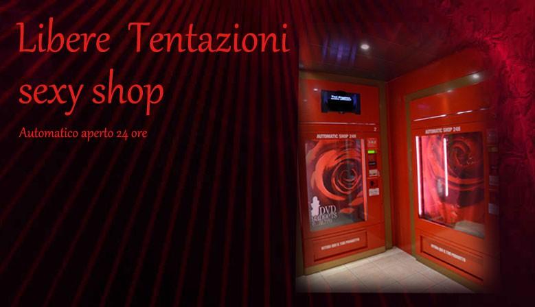 Libere tentazioni  Sexy Shop - Forlì Cesena