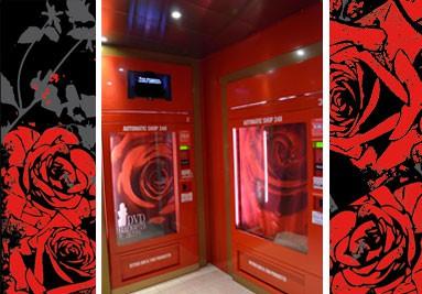 Distributori automatici sexy toys anonimi a Cesena vendita anche online di vibratori, dildo, strap-o